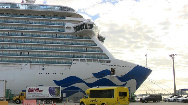 Mom who died on cruise hinted at last goodbye before trip, son says