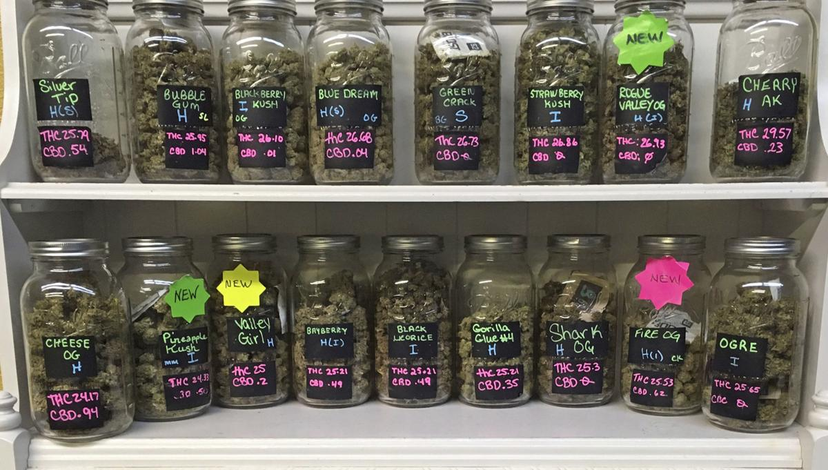 Oregon experiences sales soar with decreased marijuana prices