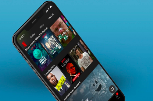 Netflix is Going to Add an Extra Scroll Based Tab In Its Mobile App