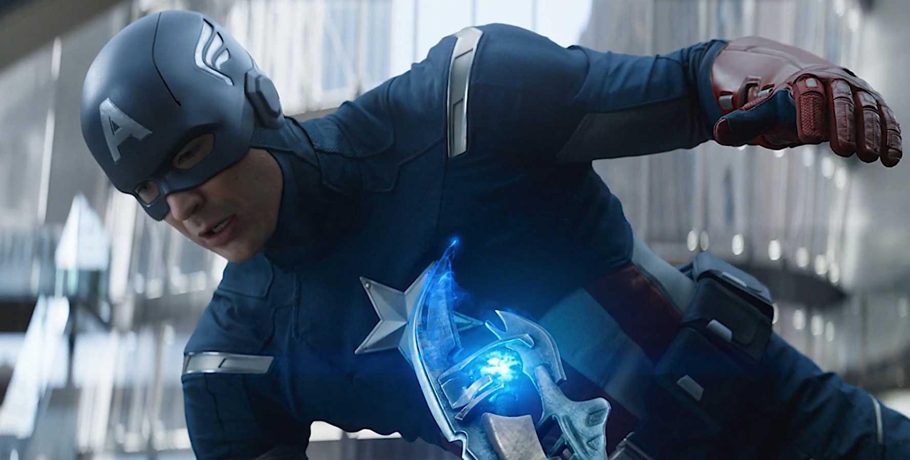 Avengers Endgame movie still